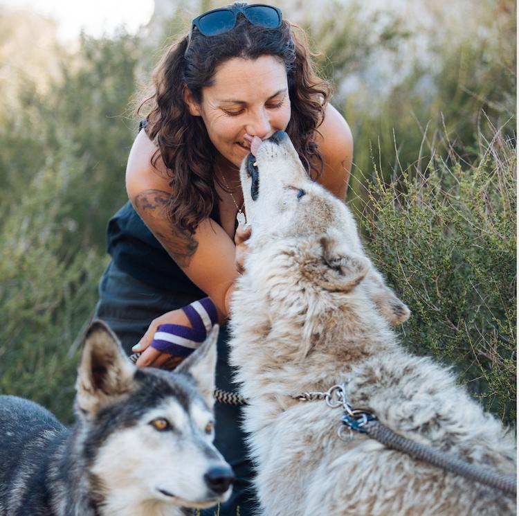 First Immersive Women & Wolves Program