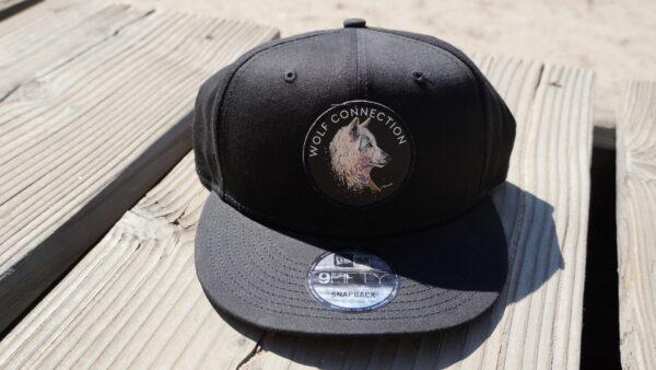 Black Flatbill Hat